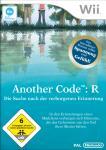 Another Code R: Die Suche nach der verborgenen Erinnerung
