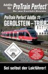 Pro Train Perfect: Addon 11 - Gerolstein - Trier