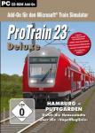 ProTrain 23 Deluxe: Hamburg - Puttgarden / Vogelflugline